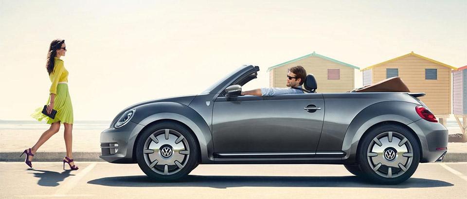 Volkswagen Beetle Cabriolet Karmann Edition