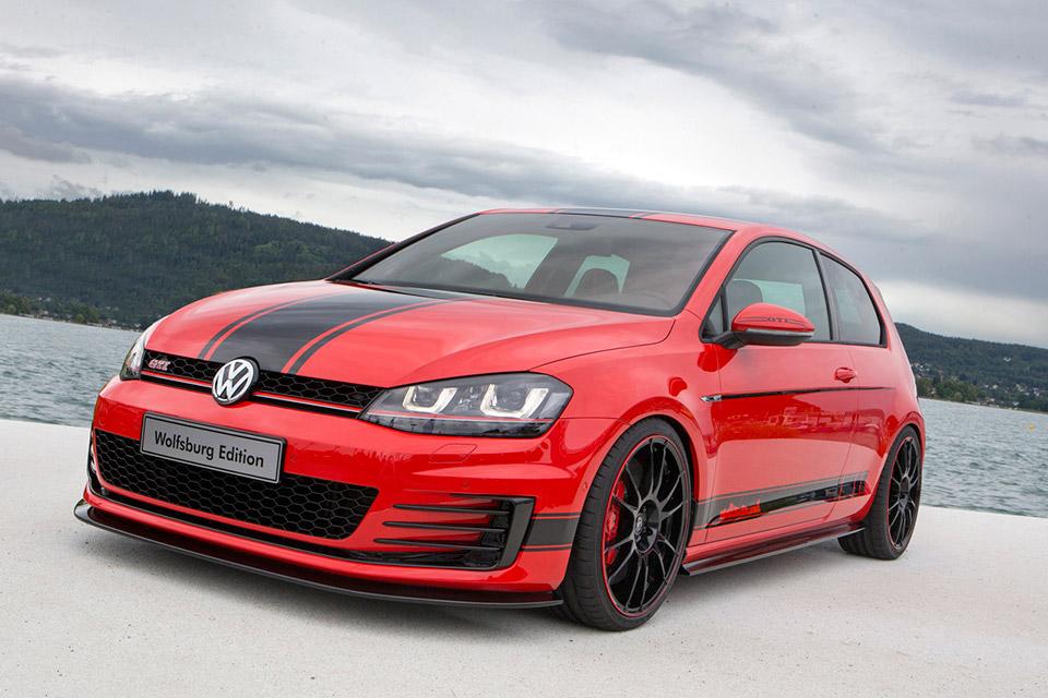 VW Unveils Apprentice-Built GTI Wolfsburg Edition