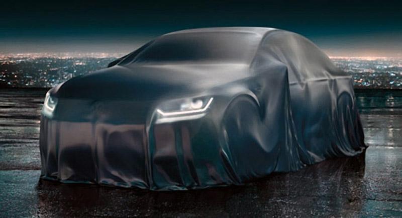 Volkswagen Teases New 2015 Passat