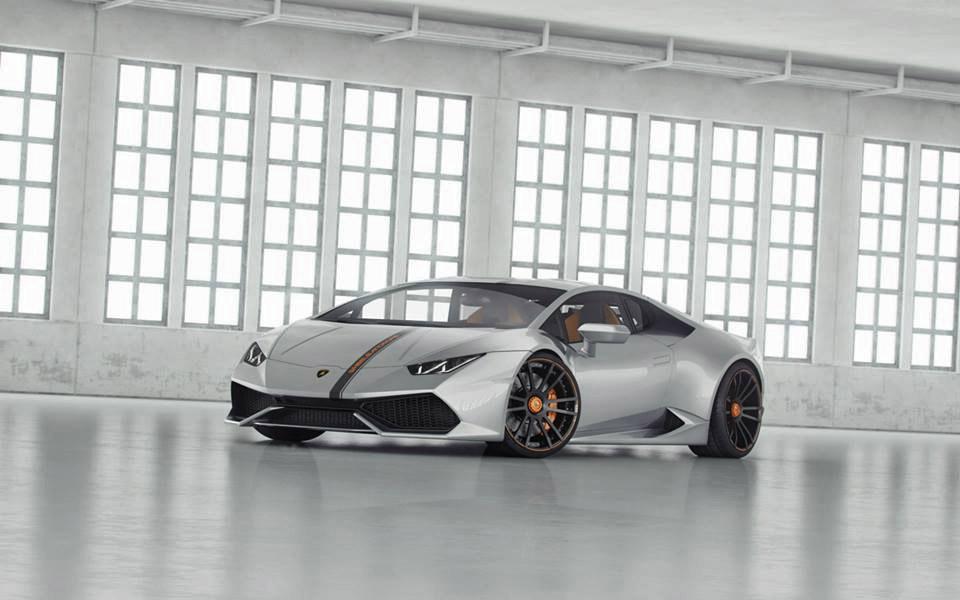 Lamborghini Huracán Lucifero LP850-4