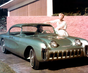 Concepts from Future Past: 1955 Chevrolet Biscayne