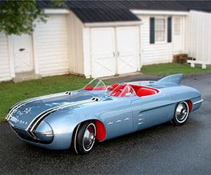 Concepts from Future Past: 1956 Pontiac Club de Mer