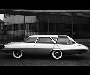 Concepts from Future Past: 1959 Ghia Selene