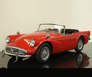 1964 Daimler SP250 Roadster on eBay