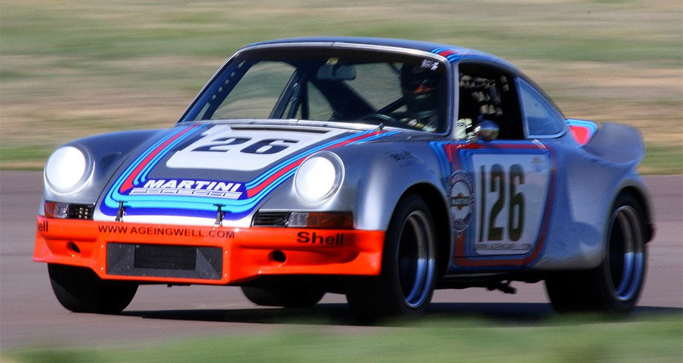 1971 Porsche 911 Martini Racing Replica