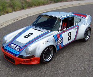 1971 Porsche 911 Martini Racing Replica