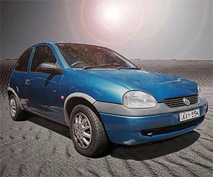 Greatest Used Car Ad Ever: Buy My Barina