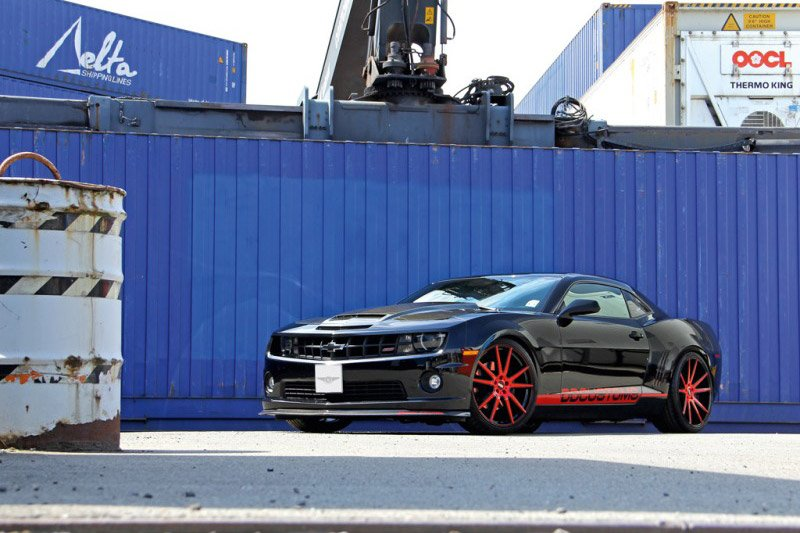 2010 Chevrolet Camaro SS by DD Customs