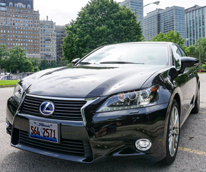 Review: 2014 Lexus GS450h