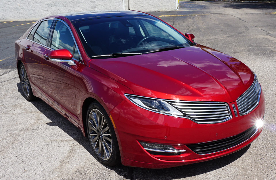 review 2014 lincoln mkz awd 95 octane. Black Bedroom Furniture Sets. Home Design Ideas