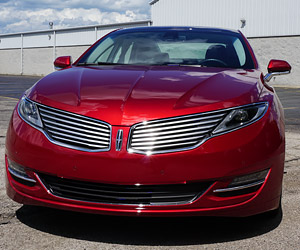 Review: 2014 Lincoln MKZ AWD