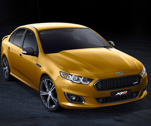 The Final Ford Falcon XR6 + XR8: Mustang Sedan?