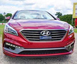 Test Drive: 2015 Hyundai Sonata Sport 2.0T