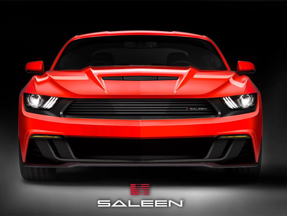 2015 Saleen Mustang Teased