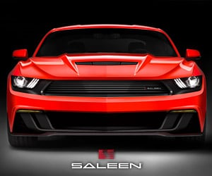2015 Saleen Mustang Teased