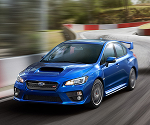 eBay and Subaru Giving Away 2015 Subaru WRX STI