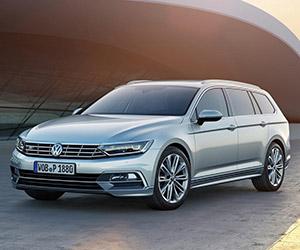 2015 Volkswagen Passat Revealed for Europe