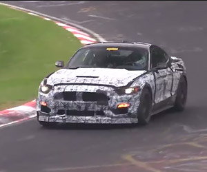 2016 Mustang GT350 SVT Hits the Nürburgring