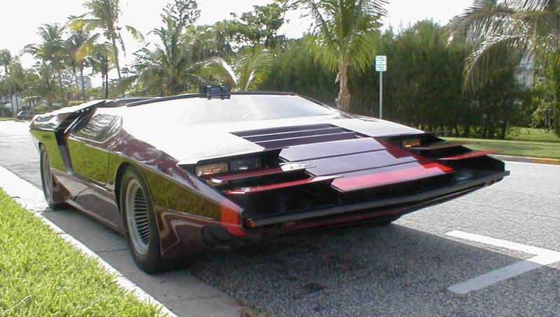 Custom Built 1972 Sam Foose Pantera For Sale 95 Octane