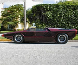 Custom-built 1972 Sam Foose Pantera for Sale