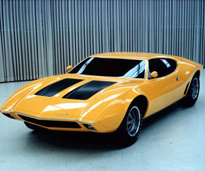 From the Vaults: 1970 AMC AMX/3