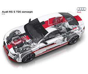 Audi Celebrates 25 Years of TDI Diesel Tech