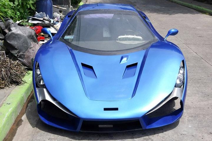 Aurelio A New Quot Supercar Quot With Filipino Roots 95 Octane
