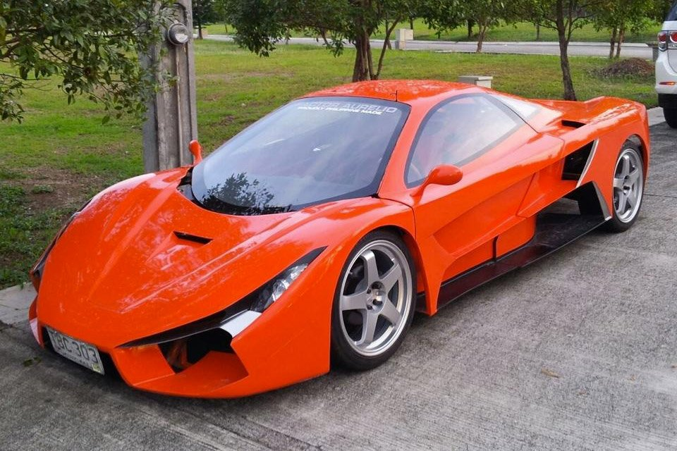 "Aurelio: A New ""Supercar"" with Filipino Roots"