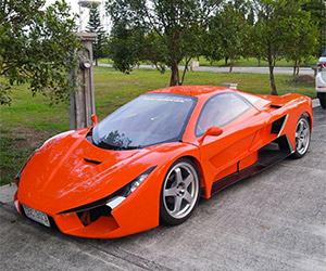 """Aurelio: A New """"Supercar"""" with Filipino Roots"""