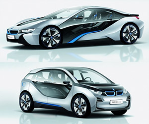 BMW on Designing the Revolutionary i8 and i3