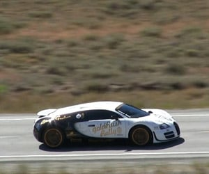 Bugatti Veyron Goes 246MPH on Idaho Highway