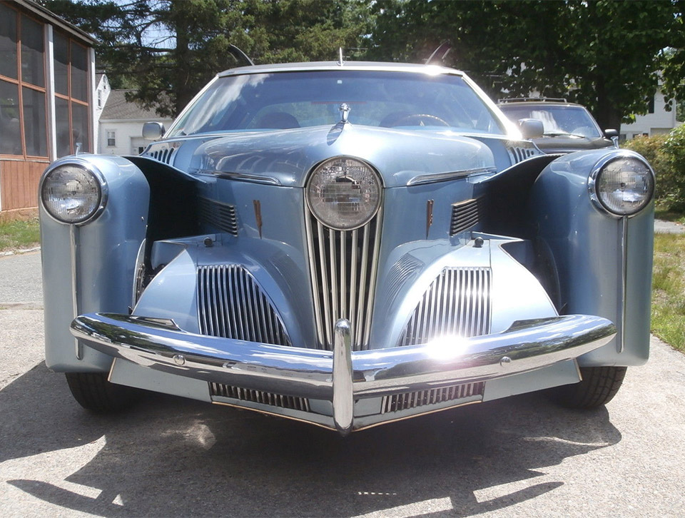 Tucker Car For Sale >> 1971 Buick Riviera or 1946 Tucker Torpedo?