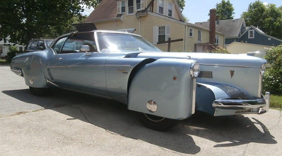 1971 Buick Riviera or 1946 Tucker Torpedo?