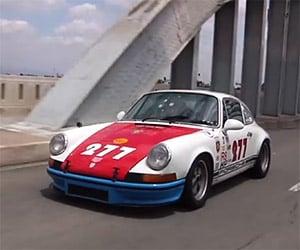 A Visit with Magnus Walker: Porsche Customs