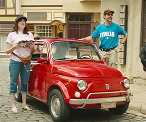Fiat and Funny or Die Team up for Ad Campaign