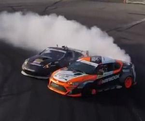 Burning up New Jersey, Formula Drift Style