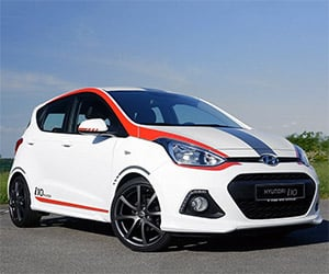 Hyundai i10 Sport Headed to Germany