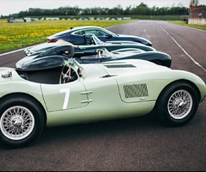 Jaguar: From C-Type to F-Type
