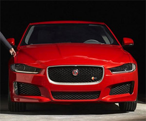 Jaguar Ekes out More Details on the XE Sport Sedan