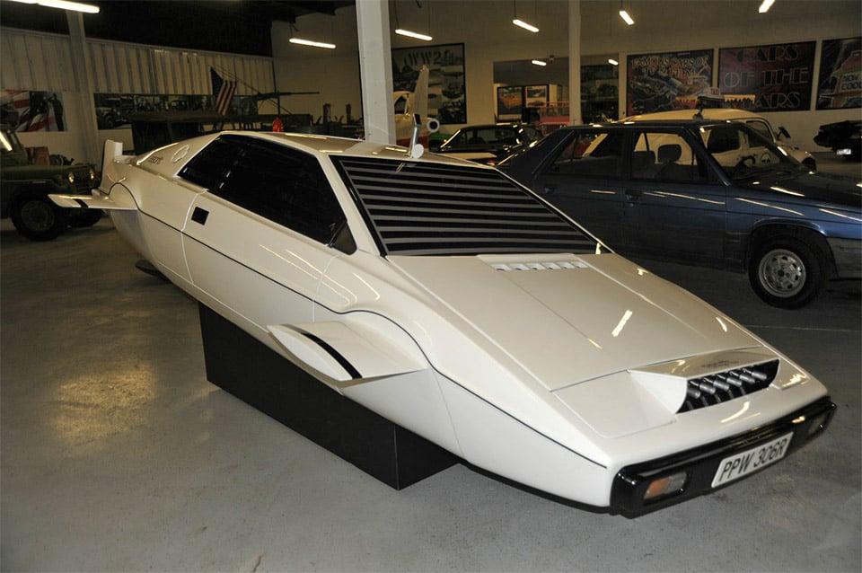 James Bond's Lotus Submarine for Sale on eBay