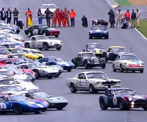 2014 Le Mans Classic Highlight Reel