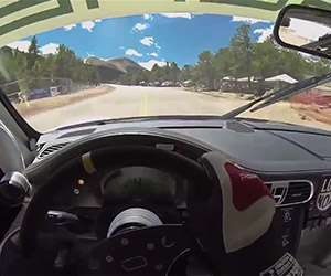 Hill Climb Champion Jeff Zwart Tackles Pikes Peak
