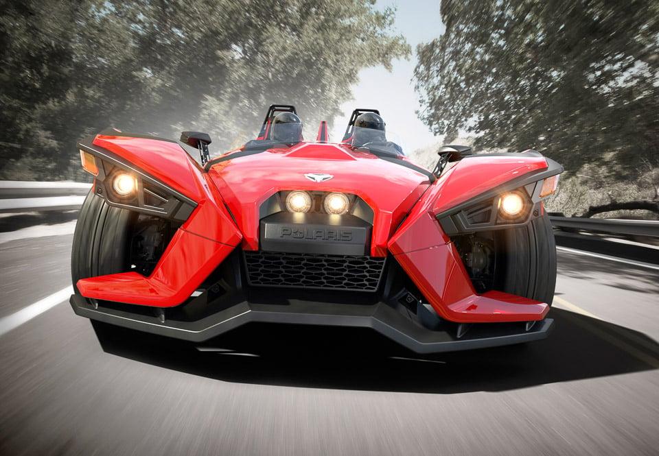 Polaris Slingshot A Three Wheeled Roadster