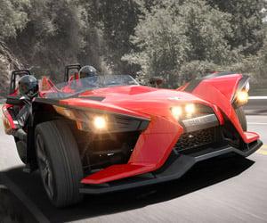 Polaris Slingshot: A Three-Wheeled Roadster