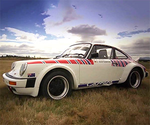 Porsche San Remo Rally 911 Returns to Racing