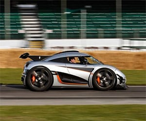 The Miniature Supercars of Photographer Sam Moores