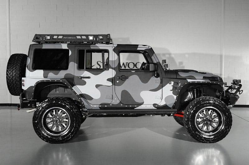 Starwood Motors Jeep Wrangler Rubicon 95 Octane