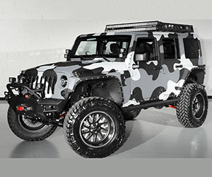 Starwood Motors Jeep Wrangler Rubicon