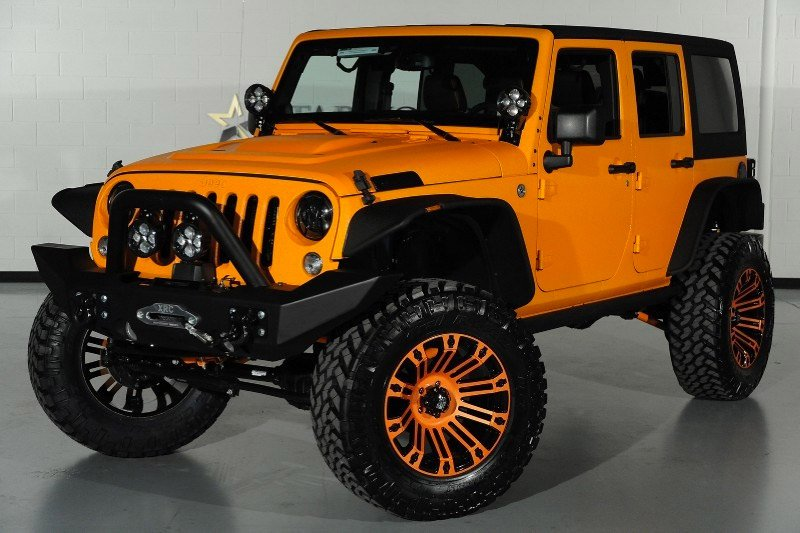 Starwood Motors Jeep Wrangler Unlimited ...