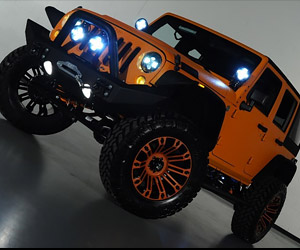 Starwood Motors Jeep Wrangler Unlimited
